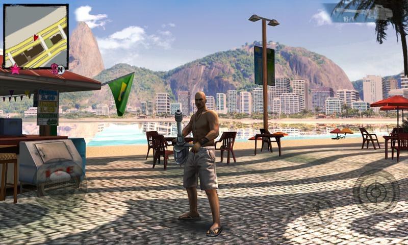 New Game] Gameloft Releases Gangstar Rio: City Of Saints, Scratch