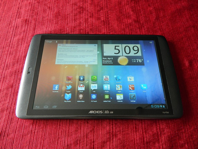 Archos 101 G9 Tablet Driver for Windows Mac