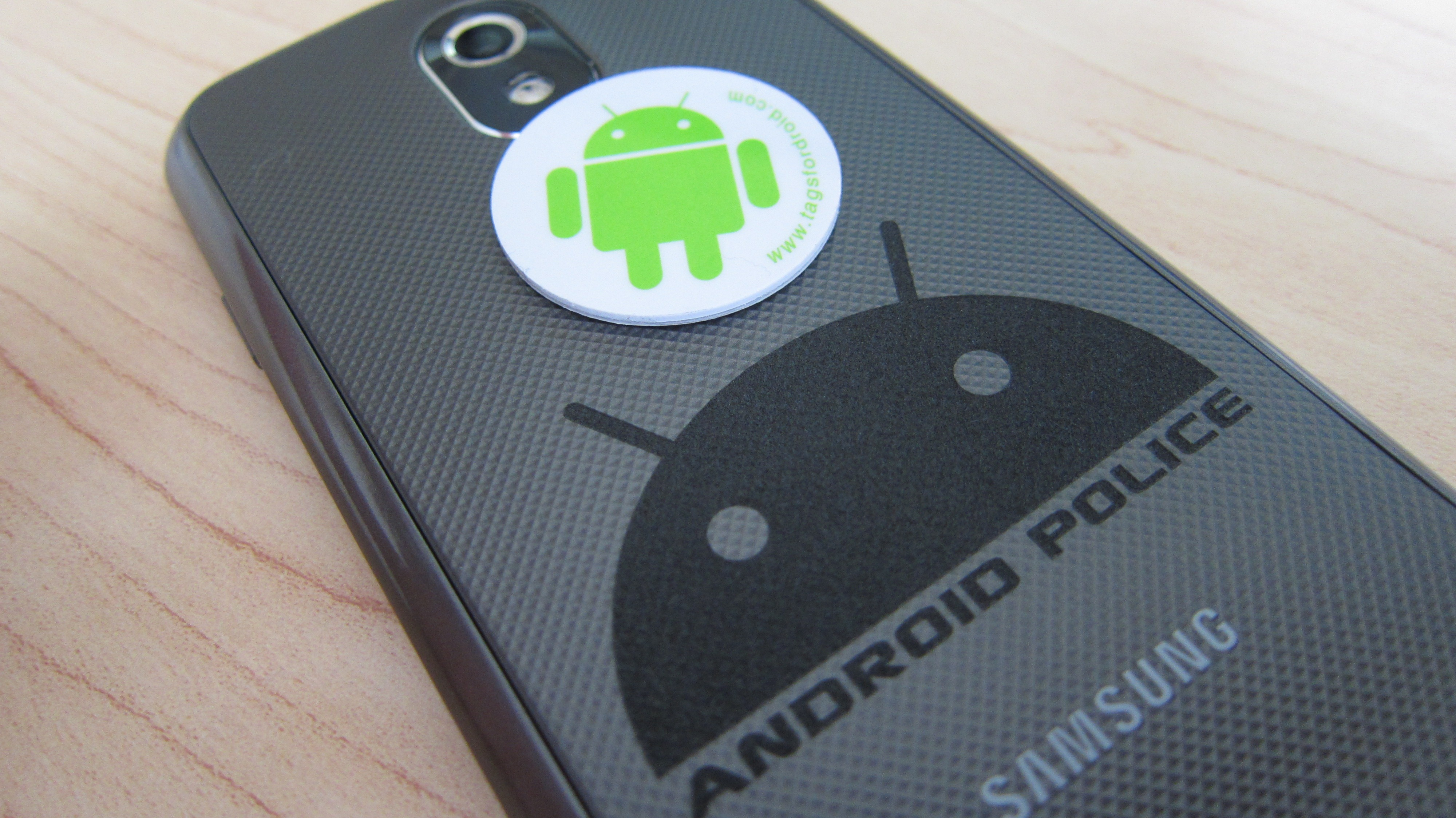 android tasker nfc
