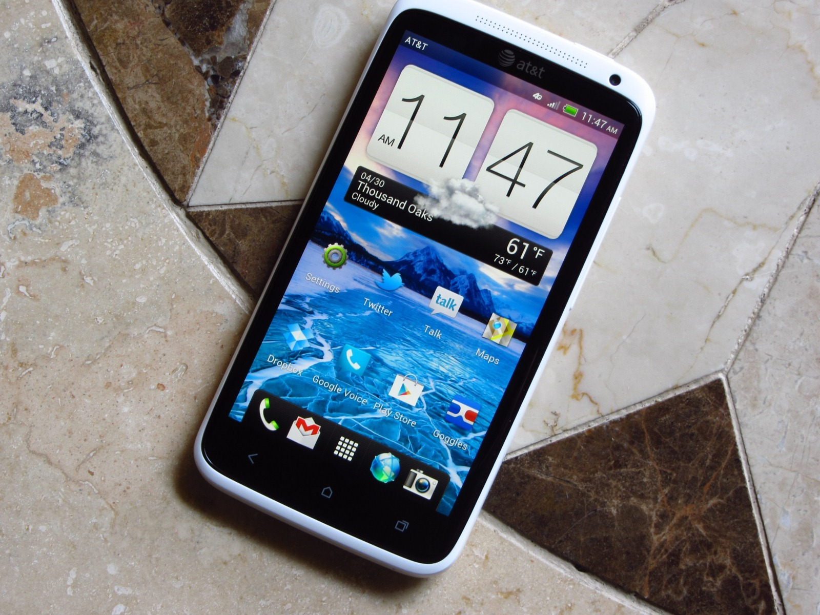 HTC One X For AT&T Review: The First Of The Next Generation