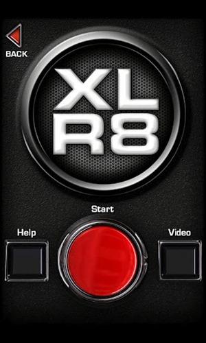 XLR8 1