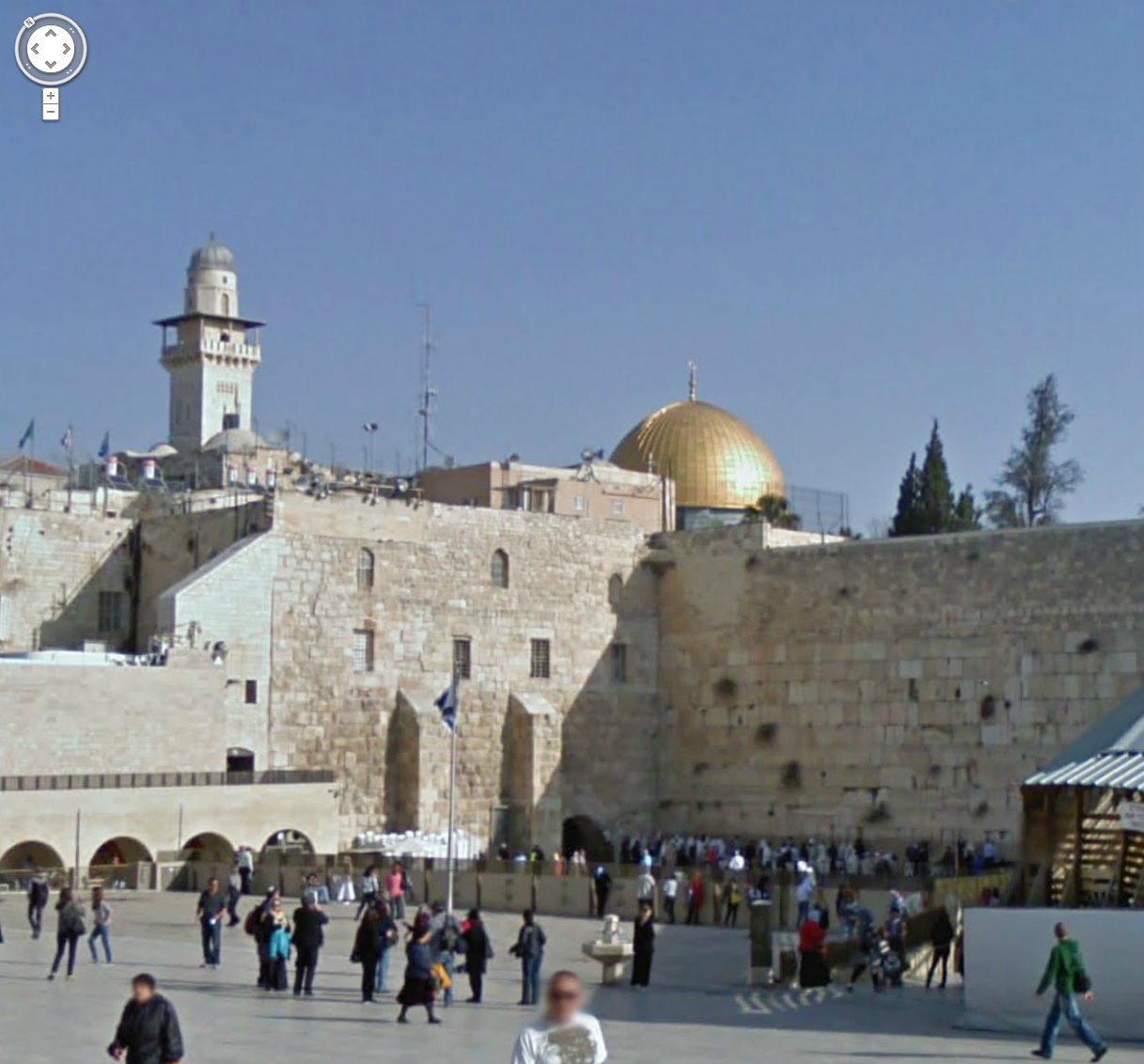 Google Maps Street View Support Expands To Israel
