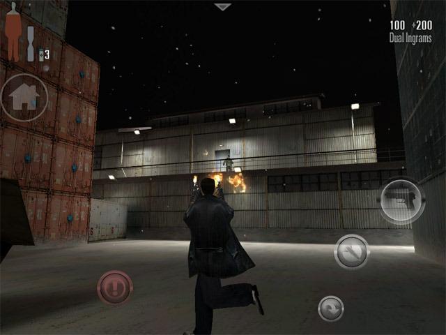 ���� Max Payne �������� ����� ����� ��� IOS ���� ��������� �� ��� ����� :)