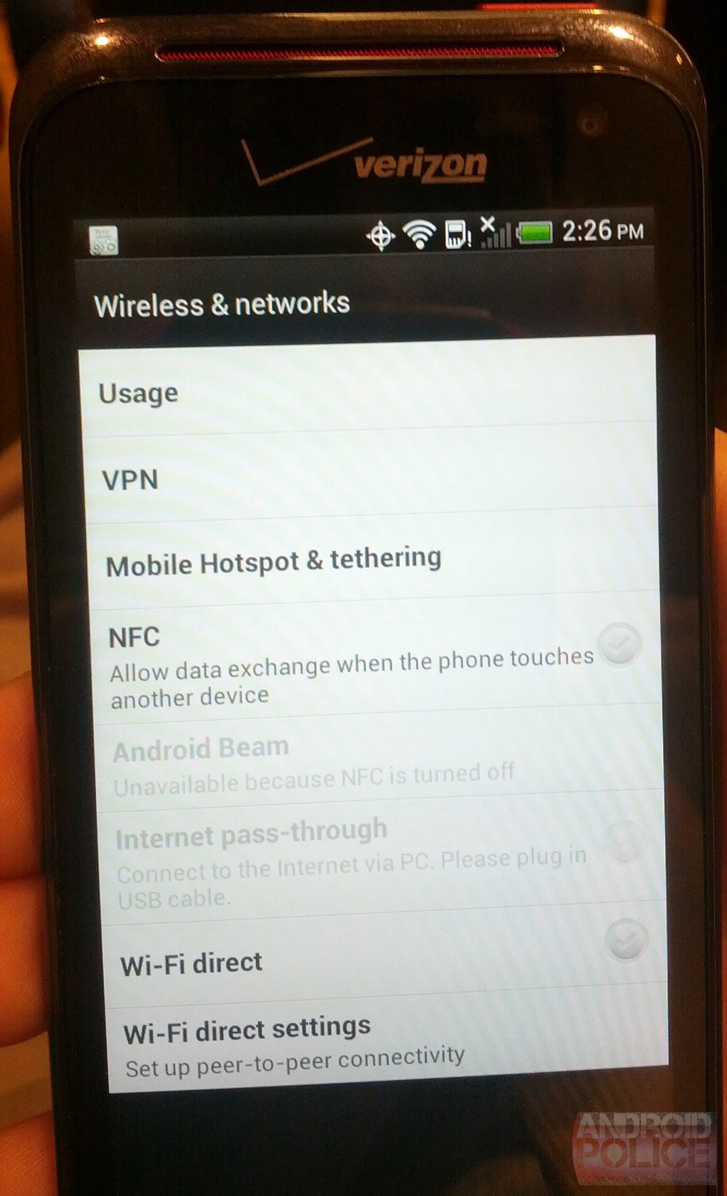 Update] Exclusive: First Images And Details Of The Verizon HTC