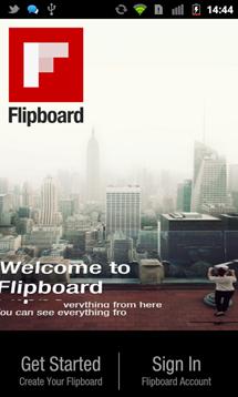 Flipboard-Android 001