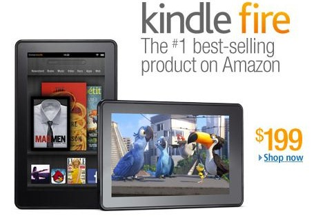KindleFireAmazon