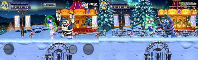 Sonic 4 Episode II - Tegra 3 S X S 2