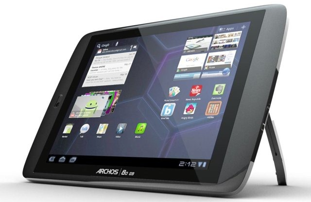 skype pour archos 80 g9