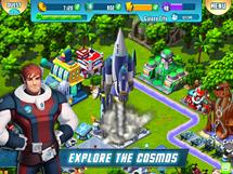 3 Explore the cosmos