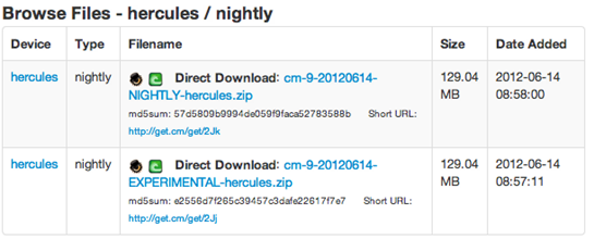 CM9 - hercules