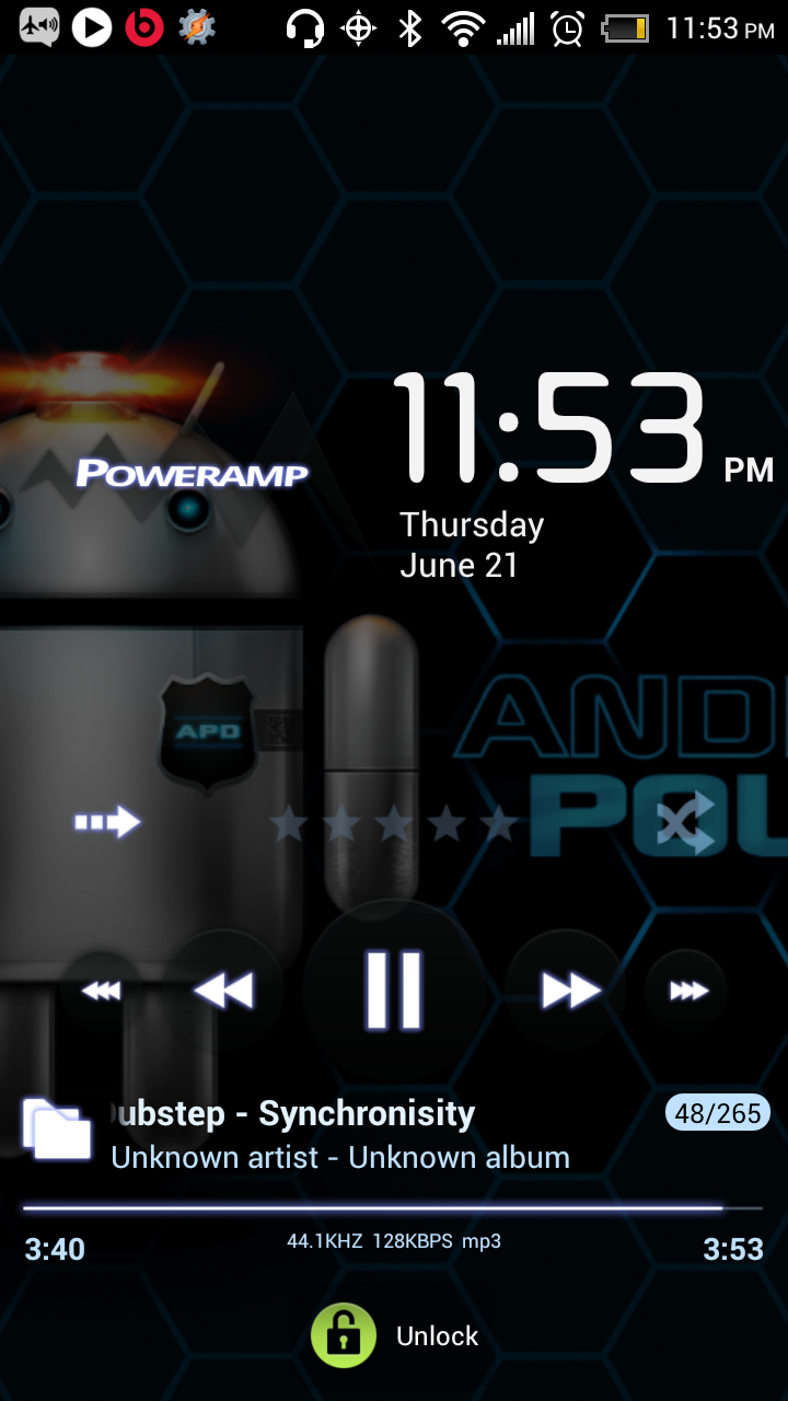 Poweramp Music Player Updated To 2 0 6-build-505, Now Supports The