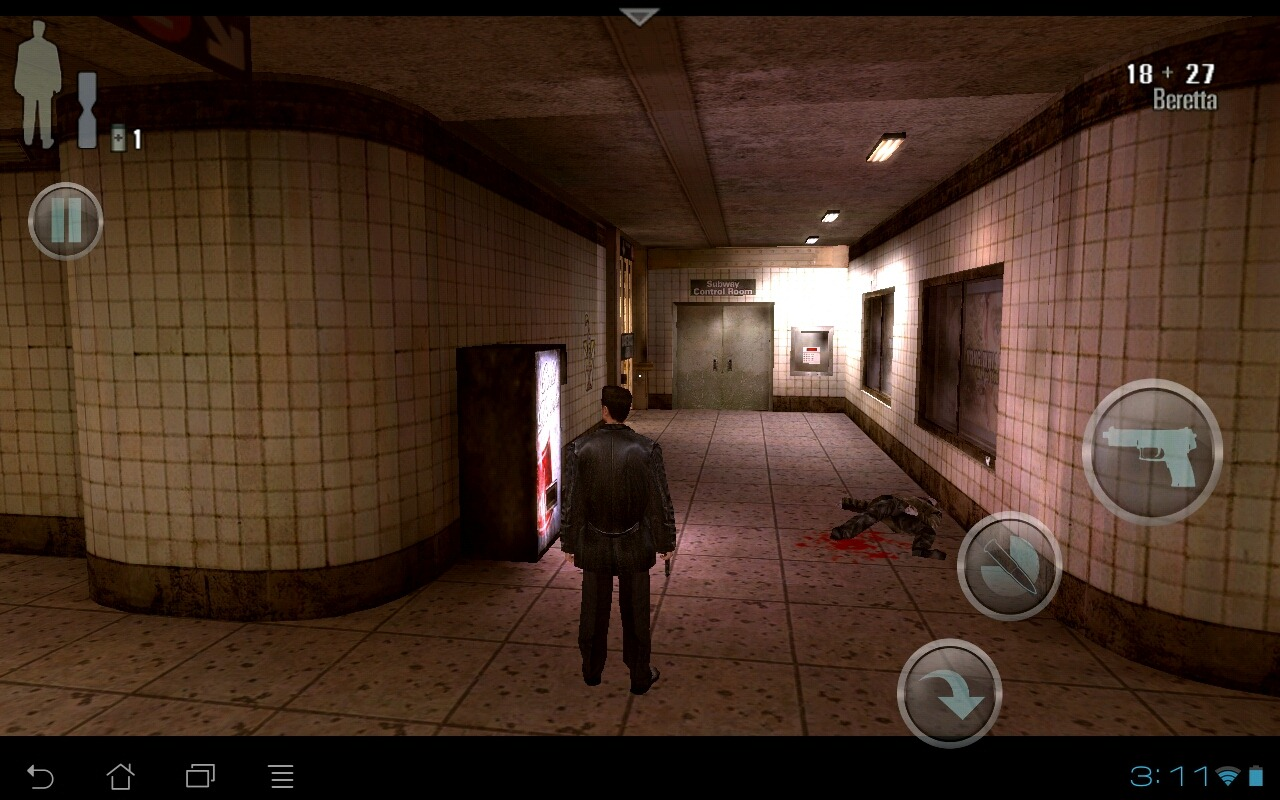 Max Payne For Android Review Probably The Most Nostalgia 3 Can Buy