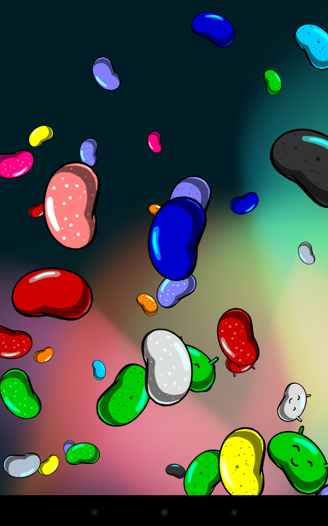 Google includes Jelly Bean easter egg in Android 4.1: yes ...