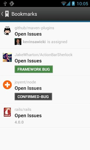GitHub Releases Awesome App For Android, Lets You Keep Up