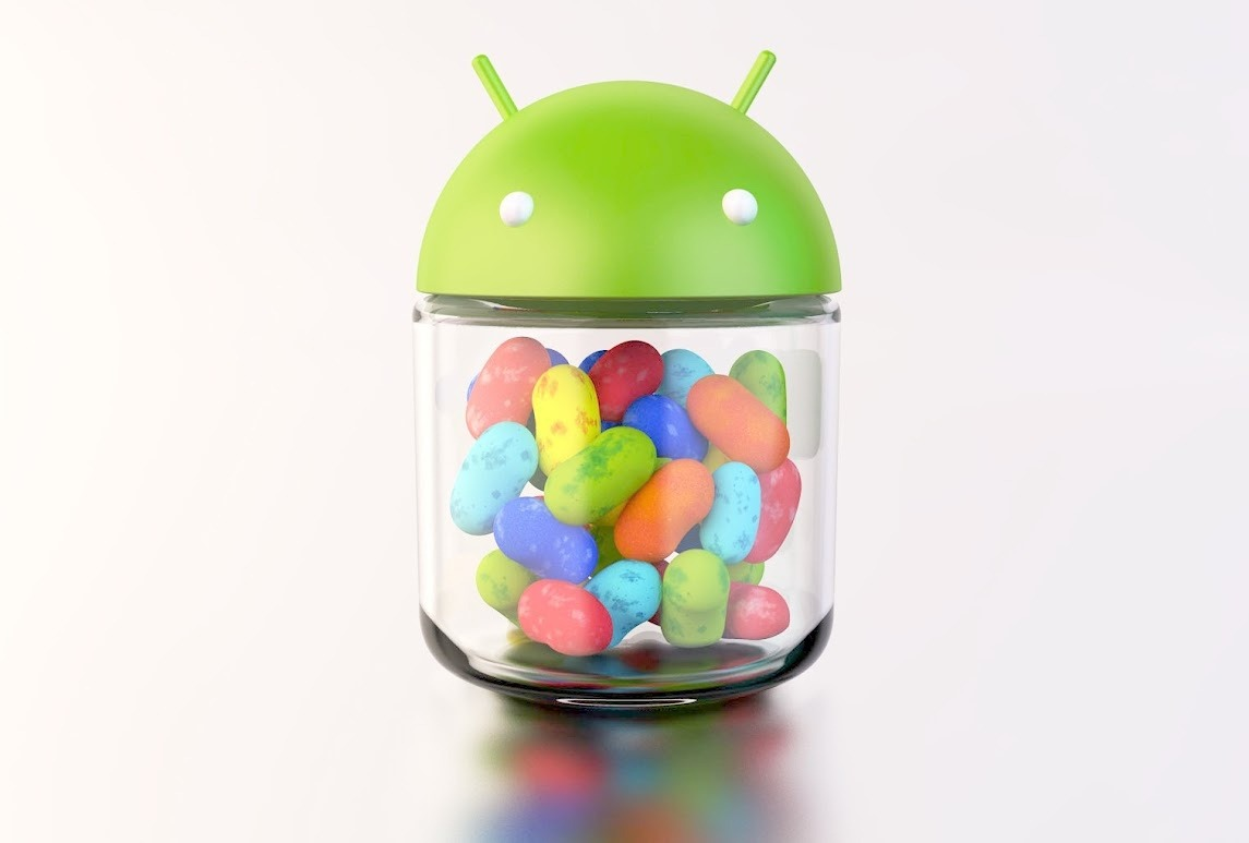 Android 4.1 Jelly Bean on the Way out to Consumers