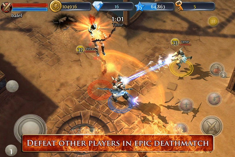 Dungeon Hunter 3 Gets Massive Update With Multiplayer Support