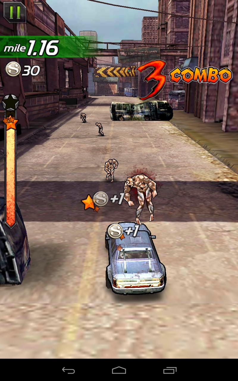 City Ruins And Annihilate Mutants In Glu Mobile's Mutant Roadkill