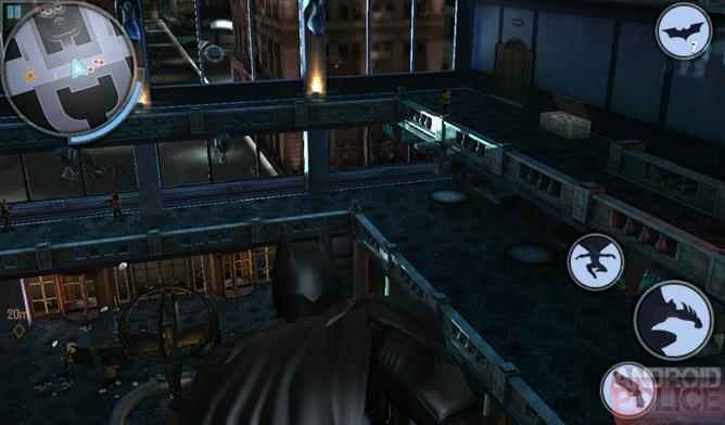 бэтмен игра на андроид скачать - фото 9