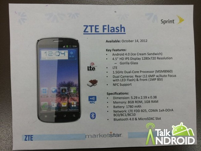 ZTE_Flash_Sprint_Leak