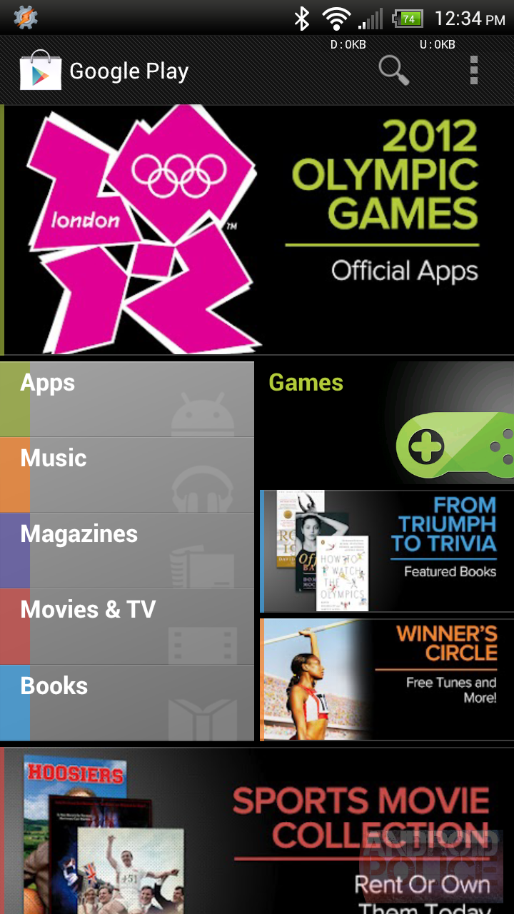 Download: Latest Google Play Store v3 7 15