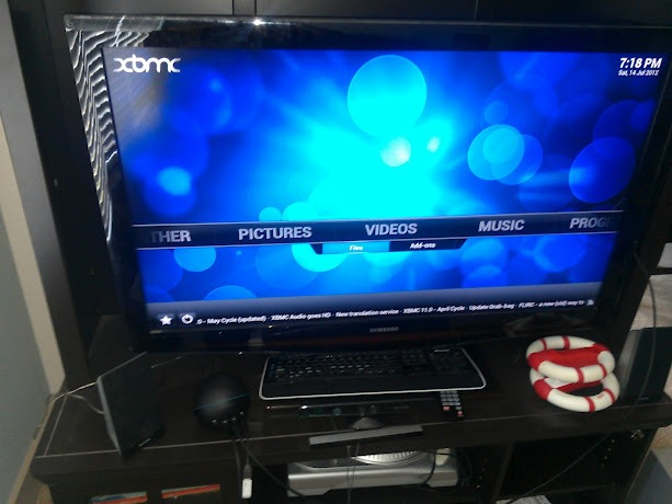 Pre-Built XBMC Apk Is Available, Here's What It Looks Like Running
