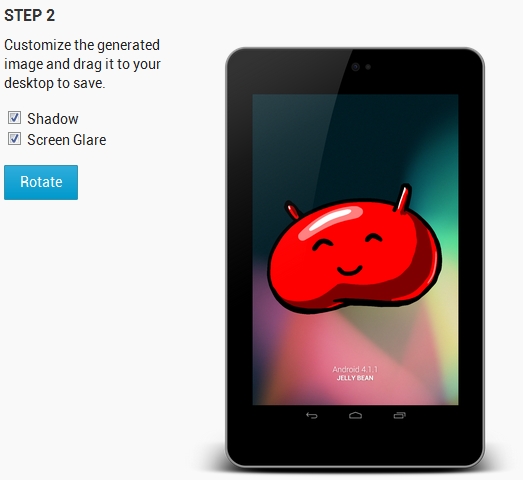 Device Frame Generator Moves To Google\'s Android Developer Site ...
