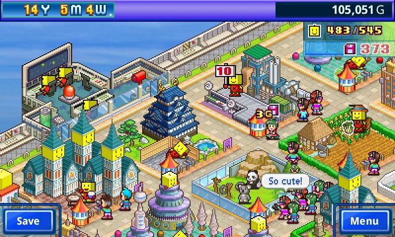 Sim venture game
