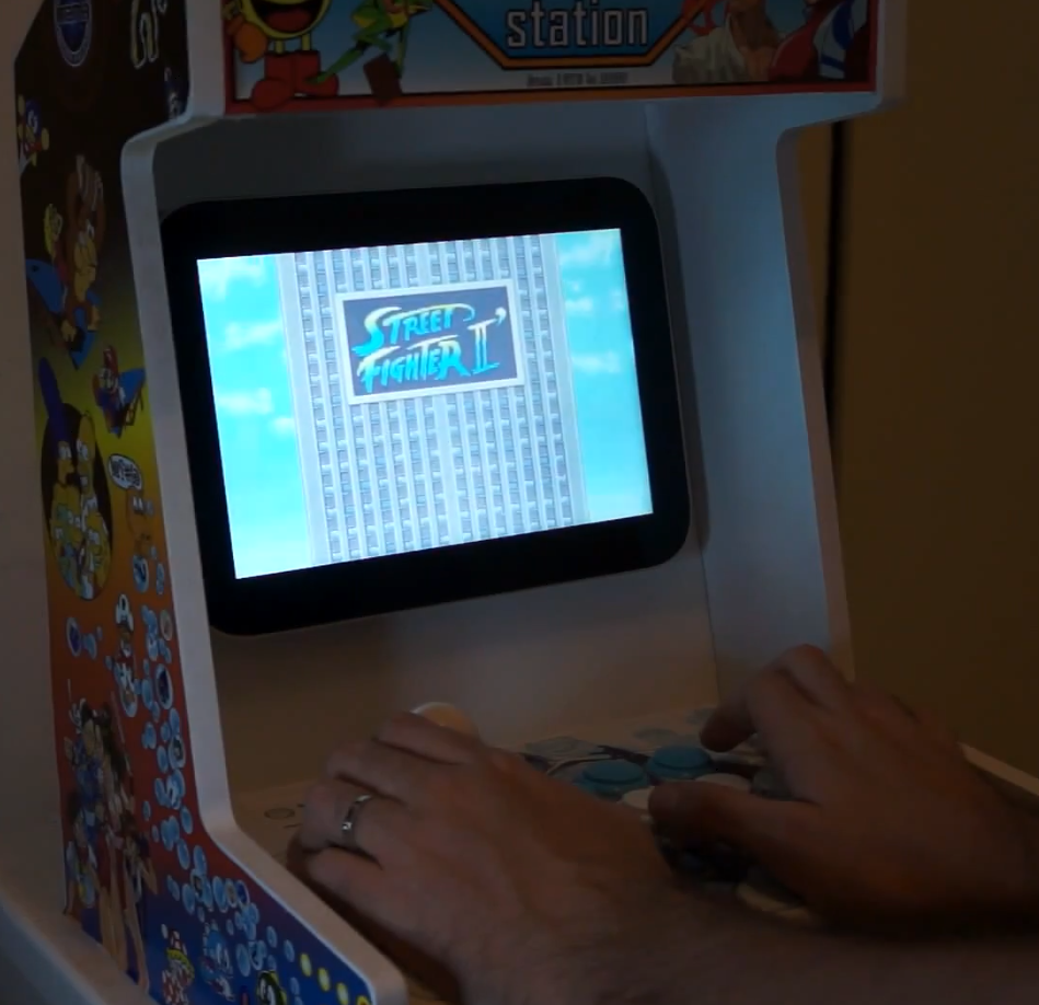 You Want This Homemade Android Arcade Cabinet No That S