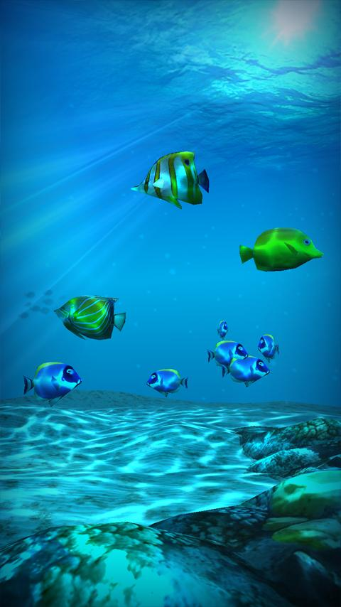 DualBoot Games Releases Ocean HD, Its Latest Live Wallpaper To Hit