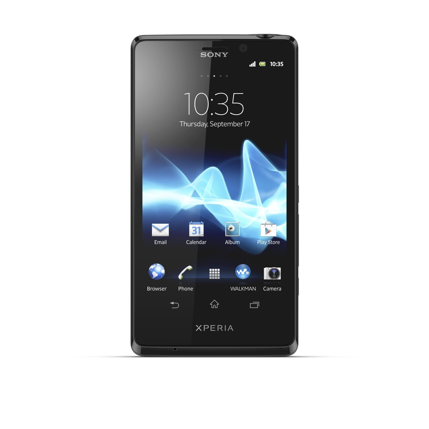 ifa 2012 sony announces its new flagship phone meet the. Black Bedroom Furniture Sets. Home Design Ideas
