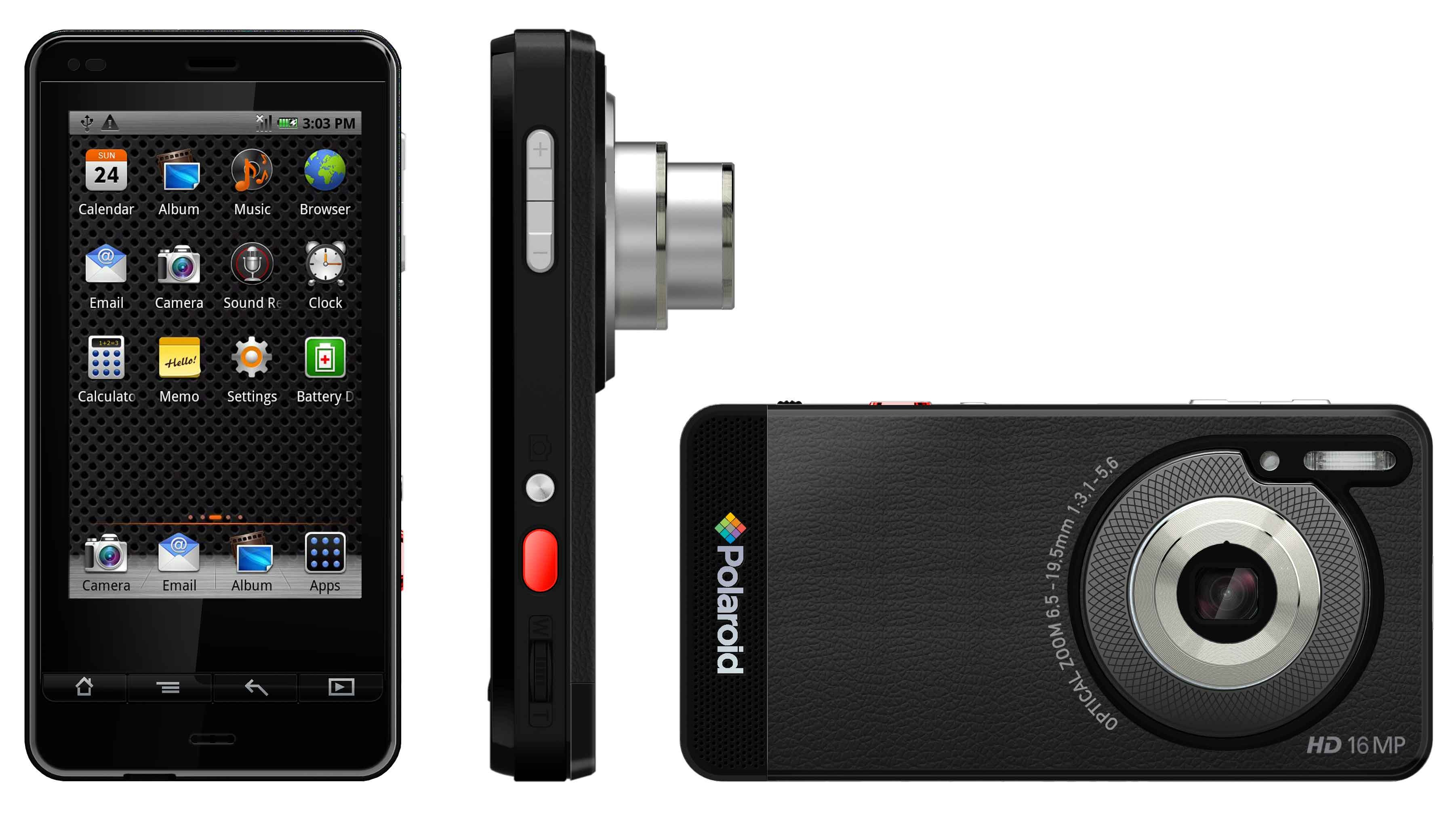 Android Mobile Phone: Editorial: Are Android-Powered Cameras, Cars, Fridges, And