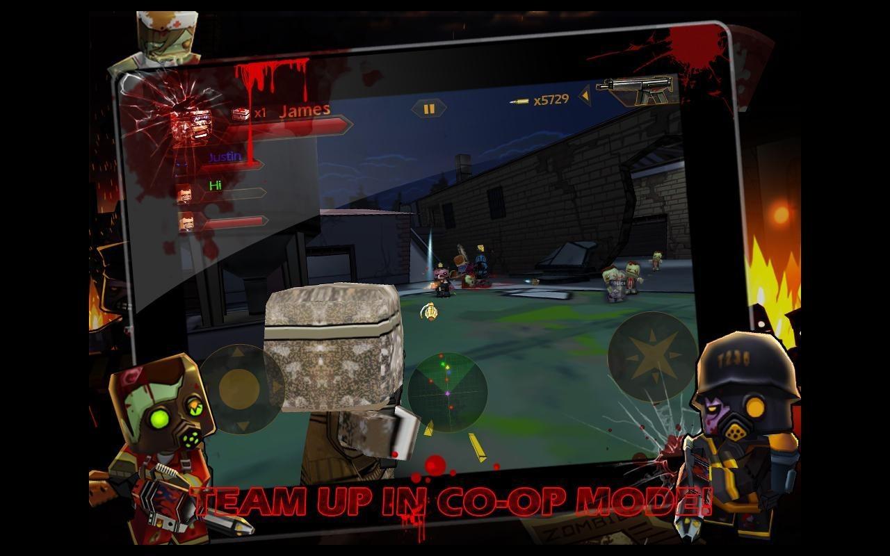 new game call of mini zombies comes to android
