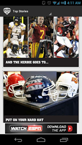 college football apps espn college football championship