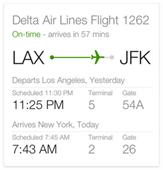 flight status quick answer