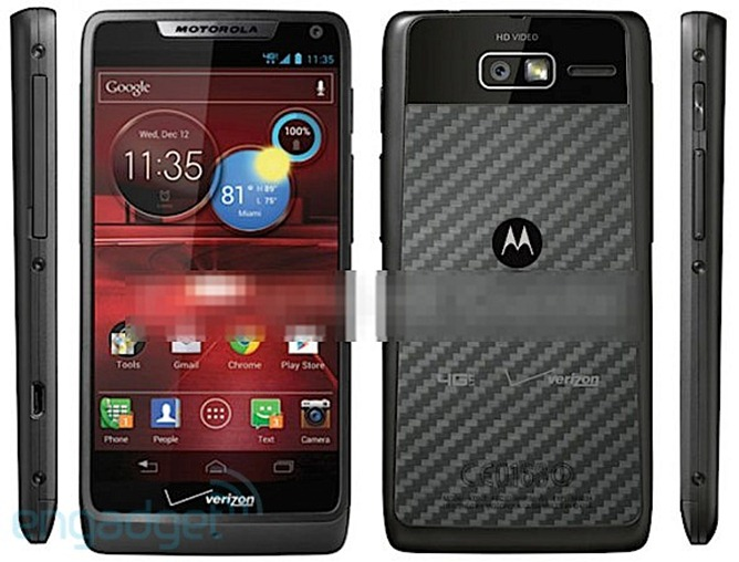 manual motorola razr m