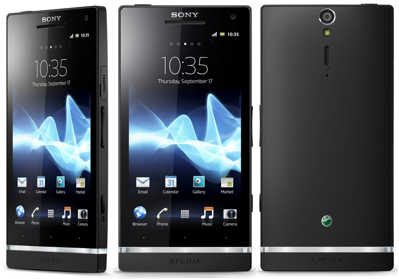 Sony Xperia S Added To Android Open Source Project As First