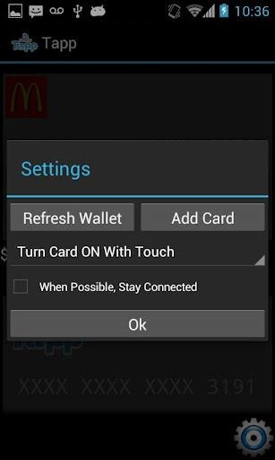 CyanogenMod 9 1 Includes SimplyTapp NFC Payment Support For Nexus