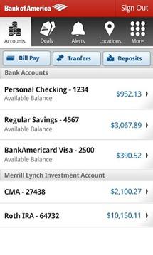Bank of america free 100 checking 2012