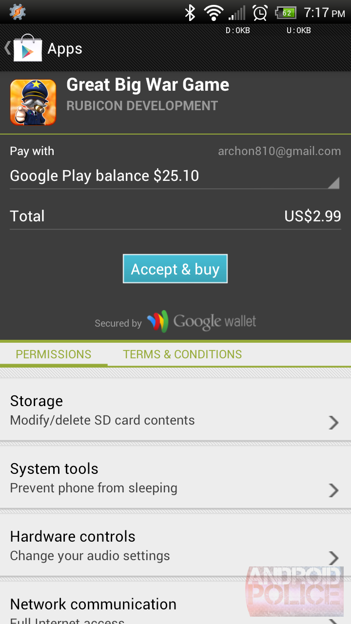 Google play store redeem coupons