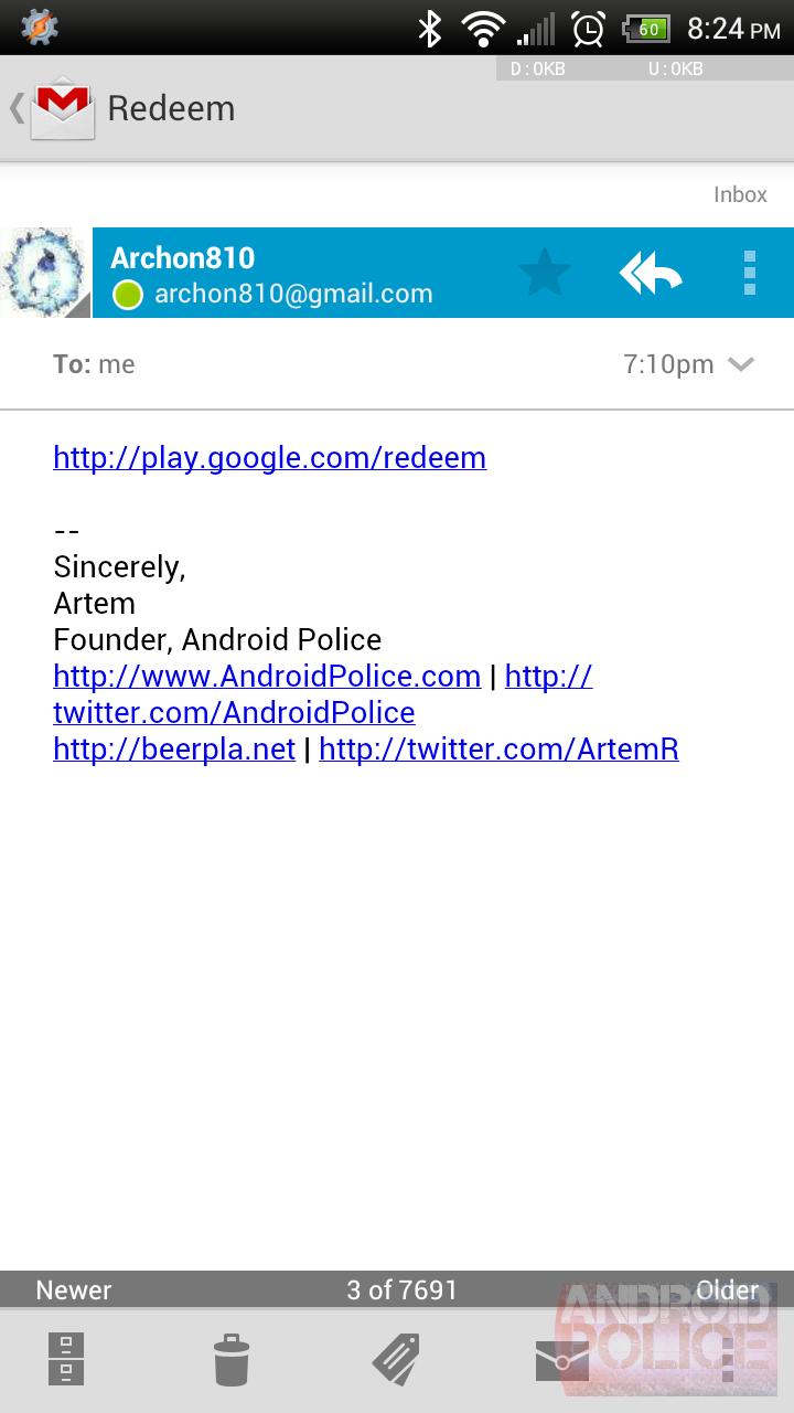 Google Play Redemption Codes