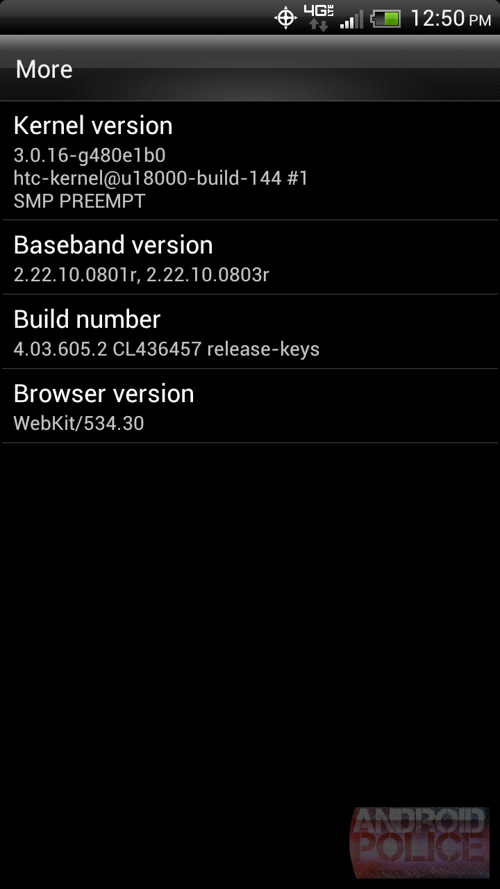 Exclusive Download] Full RUU Build 4 03 605 2 For The HTC
