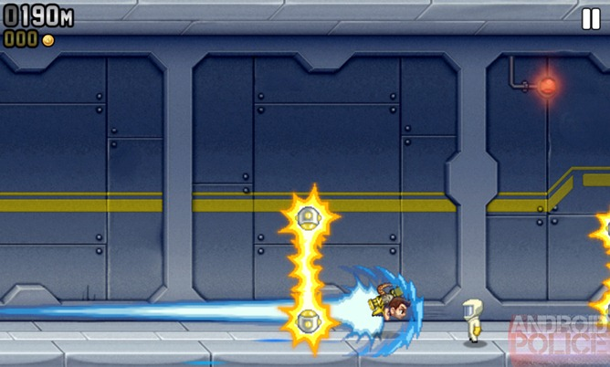 jetpack joyride android games free