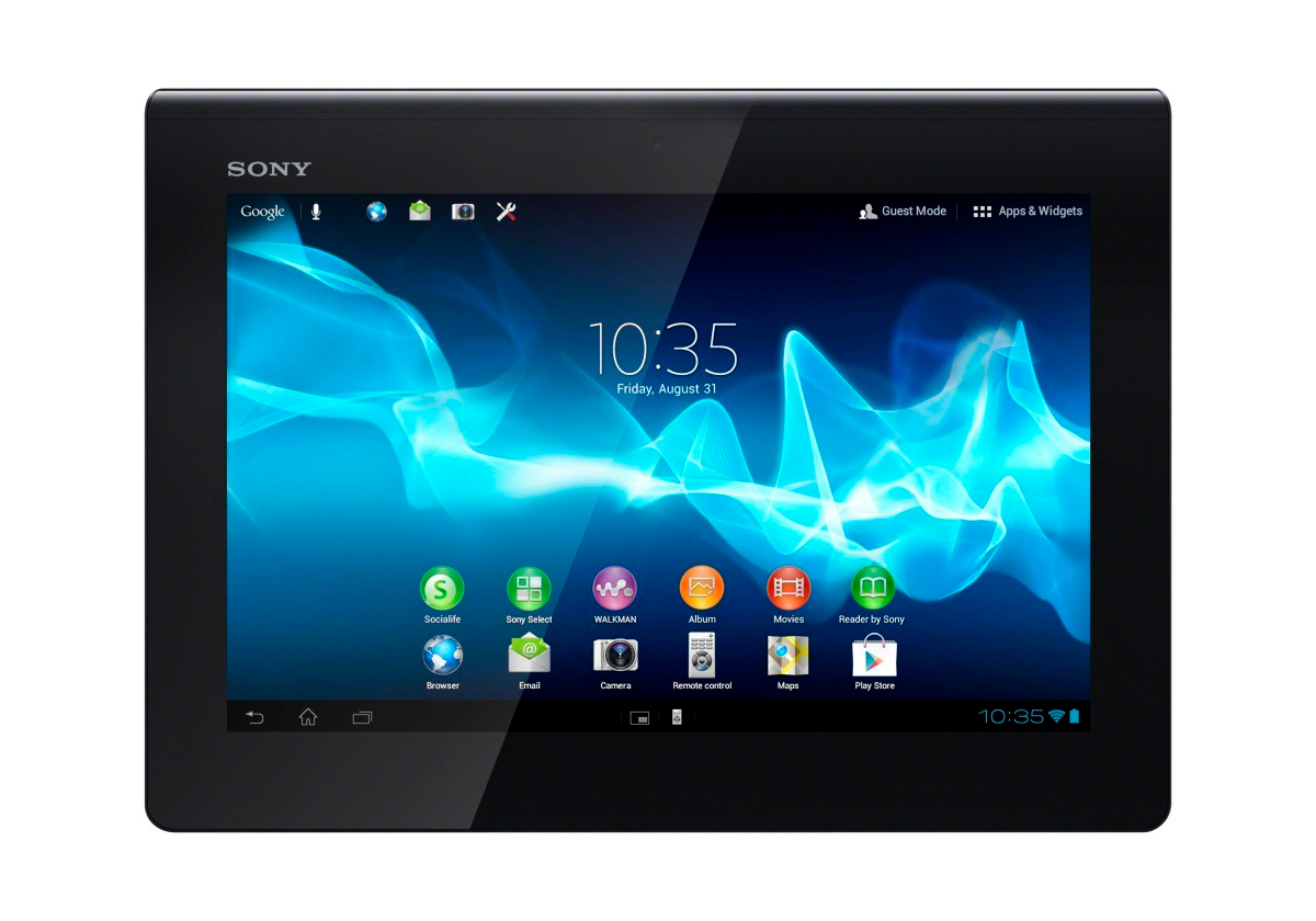 Sony Isn't Considering Competing With Tablet Pricing ...