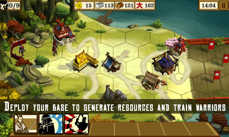 SEGA Launches Total War Battles: Shogun for Android