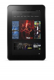 Kindle Fire HD - 8.9, Front