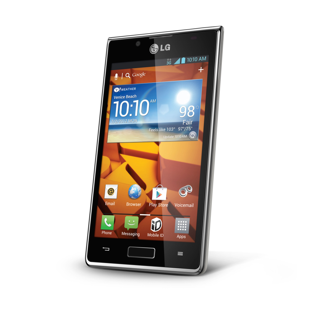The Thin And Light LG Venice Is Coming To Boost Mobile On ...
