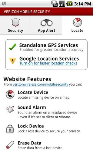 Updated] Verizon Launches Mobile Security App Powered By