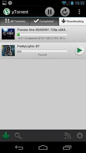 Utorrent beta download.