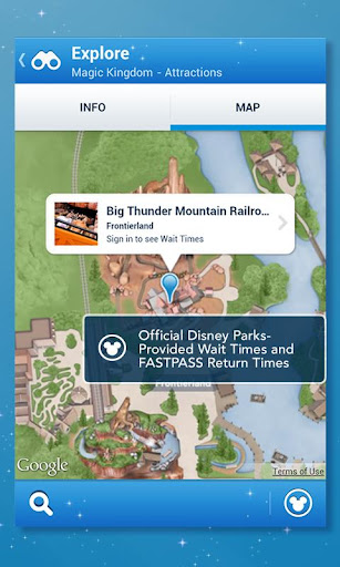 New app official my disney experience guides you around walt disney incidentally theyll also point you to the nearest restrooms you can even make a reservation at one of the restaurants without leaving the app gumiabroncs Images