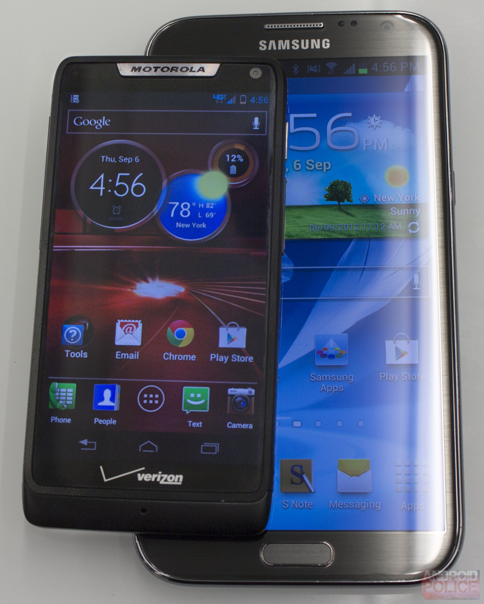 Initial Impressions Of The (International) Samsung Galaxy Note II